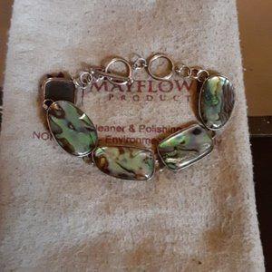 Jewelry - beautiful vintage 925 sterling silver bracelet